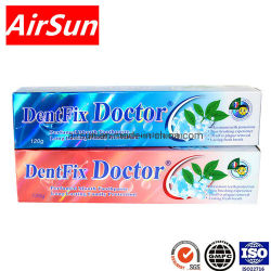 África populares Matural fluoruro de menta fresca Actived médico dental La pasta de dientes