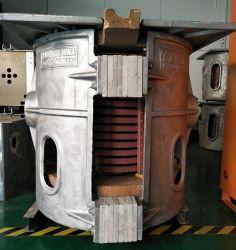 Zwischenfrequenz-Induktions-schmelzender Aluminiumofen im Fabrik-Preis