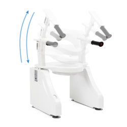 Оборудование для обеспечения безопасности в ванной комнате электрический силовой подъемник фен туалет Commode сиденья