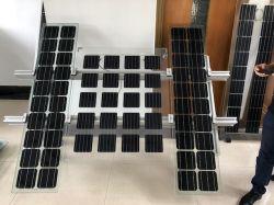 لوحة PV لنظام الطاقة الشمسية بقدرة 225 وات لبطارية UPS المعتمدة شحن التيار المستمر خارج وحدة ضوء الشارع الشمسي للشبكة 12 فولت/18 فولت/24 فولت/36 فولت TUV مشروع ضخ UL على سطح المبنى