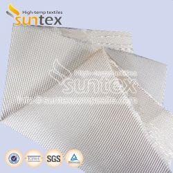 Высокая температура сварки защита высокой силикатное стекло волокна ткани сварки шторы стекловолоконной ткани