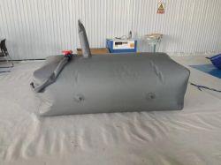 De opvouwbare Aangepaste Tank van de Opslag van het Water voor het Water van het Vervoer in Aanhangwagen