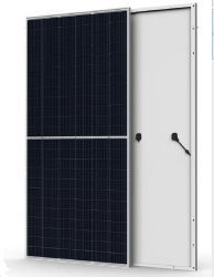 경제적인 고효율 하프 셀 525W 530W 535W 540W 545W 싸구려 솔라 패널 고효율 540W PV 패널 550W 절반 단일 열판 전기 태양 전지판 절단