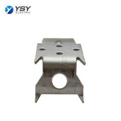 تصنيع المعدات الأصلية (OEM) الجودة العالية تخصيص ورقة المعادن الليزر قطع الفولاذ المقاوم للصدأ قوس حائط شاشات تلفزيون من الفولاذ Stamping