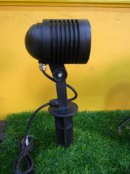 GU10 E27 MR16のソケット可変性LEDの庭のスパイクライト