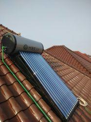 200L Heatter conduit de chaleur solaire de pression de l'eau