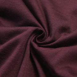 Tessuto molle di seta del Knit della Jersey di stirata reale di 100%