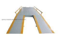 جسر إلكتروني لوزن ميزان الشاحنات 3x16m