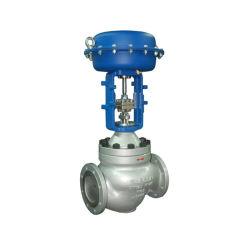 الضغط المرتفع للضغط العالي للتحكم في الكرة الأرضية، يتم لحام الذراع الصناعية Pn100 سعر صمام المنظم