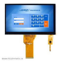 7-дюймовый TFT 800x480 точек FT5426 IPS с емкостными сенсорными панелями ЖК монитор с сенсорным экраном