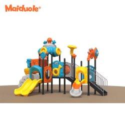 新しい子供の多機能のスライドを離れてデザイン60%、屋外の運動場を解放しなさい