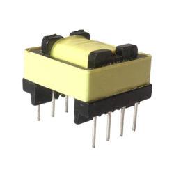 Ef16 5+4 broches type de transformateur à haute fréquence horizontale