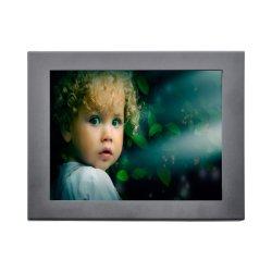 شاشة لمس منشار مقاس 10.4 بوصة شاشة LCD ذات إطار مفتوح تعمل باللمس