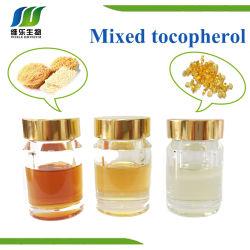 Additif alimentaire de ve naturelles des spécifications différentes matières premières tocophérol mixte de 50 %, 70 %, 90 % offrent échantillon gratuit