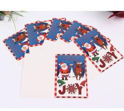 Frohe Weihnacht-Feiertags-Gruß-Karten-Weihnachtsgeschenk-Gruß-Karten
