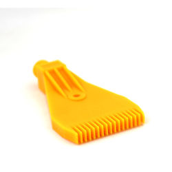 14 trous en plastique de 1/4 de pouce BSP Mâle air de séchage Windjet de buse de couteau