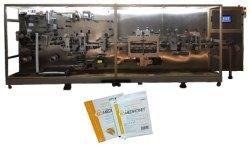 De Zij Verzegelende Machine van de Verpakking van Aluminiumfolie vier