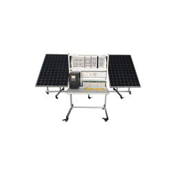 Ze3716 de la Energía Solar Material didáctico para el funcionamiento de la red eléctrica de equipos didácticos equipo de laboratorio