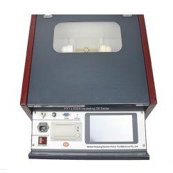 Aceite aislante automático de detección de interrupción de la resistencia dieléctrica transformador Bdv Tester