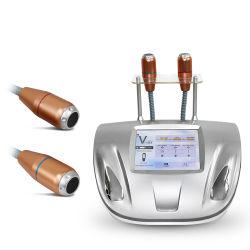 最も新しいHifu V最大3.0mm 4.5mm 2つのカートリッジVmaxの改装の超音波機械