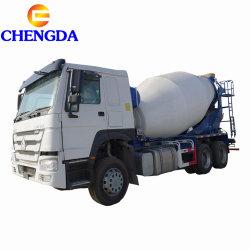 Nieuwe HOWO 6X4 290HP 9cbm 10m3 Betontransit Truck Mixer te koop