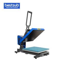 Sublimación más plana del cajón de impresión Camiseta de la máquina de prensa de calor (38x38cm)