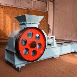 ローラー粉砕機の機械工場の価格の水晶砂の重い二重歯のローラー粉砕機の小さい小型実験室の塩の石炭の金の石のローラー粉砕機機械製造者