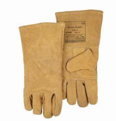 Beschermen de Werkende Handschoenen die van de Veiligheid van de Handschoen van de industrie Handschoenen lassen Handen
