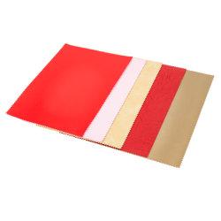 Krasbestendig ademend Rexin PVC/PU Leer voor stoffering meubels slaapbank Pakket met hoofdbordtassen