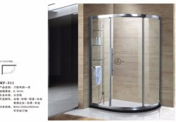 Salle de bains luxueuse douche cabinet et de la porte de douche (MB-311)