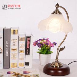 Schreibtisch-Tisch-Lampen-Entwurf des Eisen-LED für Anzeigen-Raum