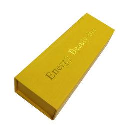 맞춤형 종이 포장 공급업체 프리미엄 선물 종이 메이크업 뷰티 도구 골드 스탬핑이 있는 자석 박스