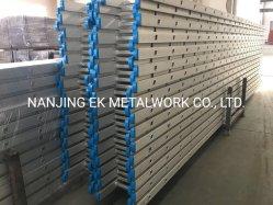 [4م] [بويلدينغ متريلس] سقالة ألومنيوم سقالة فولاذ سلّم مستقيمة لأنّ بناء