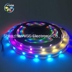 2812 5050 SMD RGB LED mágico tira flexível