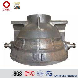 De op zwaar werk berekende Pot van Slakken voor Staalfabriek en Staalfabriek