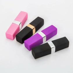 Мода губная помада диски USB Примите настройки с логотипом