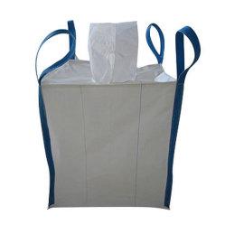 十字の角のループが付いているジャンボプラスチックPPによって編まれる袋