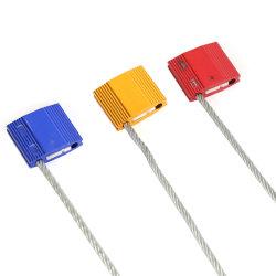 شهادة ISO17712 مانع تسرب الكابل المعدني لأبواب خزان شاحنة الحاوية قفل