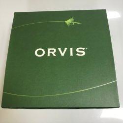 L'estampage à chaud de papier personnalisé de vert boîte cadeau pliable Conteneur de pliage