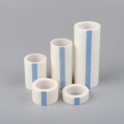 Medische plakstrip met kleefband voor niet-geweven papier