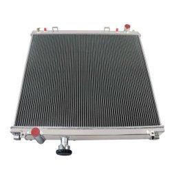 Refrigerador de água automático do motor do radiador de corridas de automóveis adequados para 2004-15 Nissan Armada/Titan/marca Infiniti Qx56 5.6L 2691