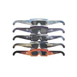 На заводе оптовой бумаги картона 3D-очков фейерверков дифракционного очки