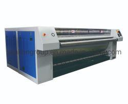 Pavimentos Fully-Auto Ironer vapor (aquecida)