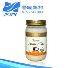 Óleo de Coco orgânico para calor Higb Médio