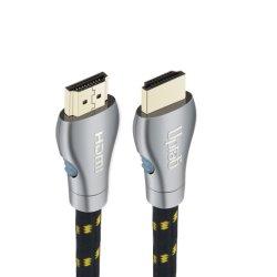 2020 heiße Verkäufe Hochgeschwindigkeits-HDMI mit erstklassigem HDMI Kabel 2.1 des Ethernet-8K 4K 2K 3D 2160p
