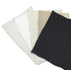 PP polipropileno Pet de poliéster filamento Tejidos no Tejidos Geotextile tejido del filtro