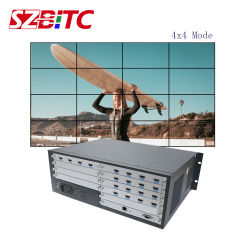 Video Wall Controller 4x4 3X4 Splitsen groot scherm HDMI Matrix naadloos schakelen Pip, venster roamen voor LCD-wand