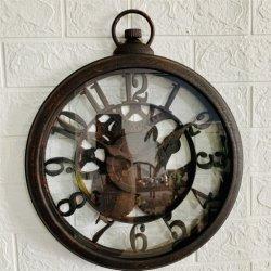 """Покрытие для предотвращения образования ржавчины старинной карман смотреть настенных часов"""" пластика"""