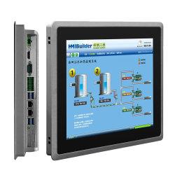 OEM ODM 15 pouces en aluminium industriel Android Panel PC Ordinateur tablette industrielle sans ventilateur