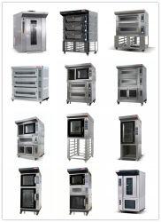Nicko 12 réservoirs diesel Four rotatif de l'équipement de boulangerie